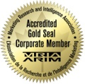 Market Research and Intelligence Association Gold Seal Certified member